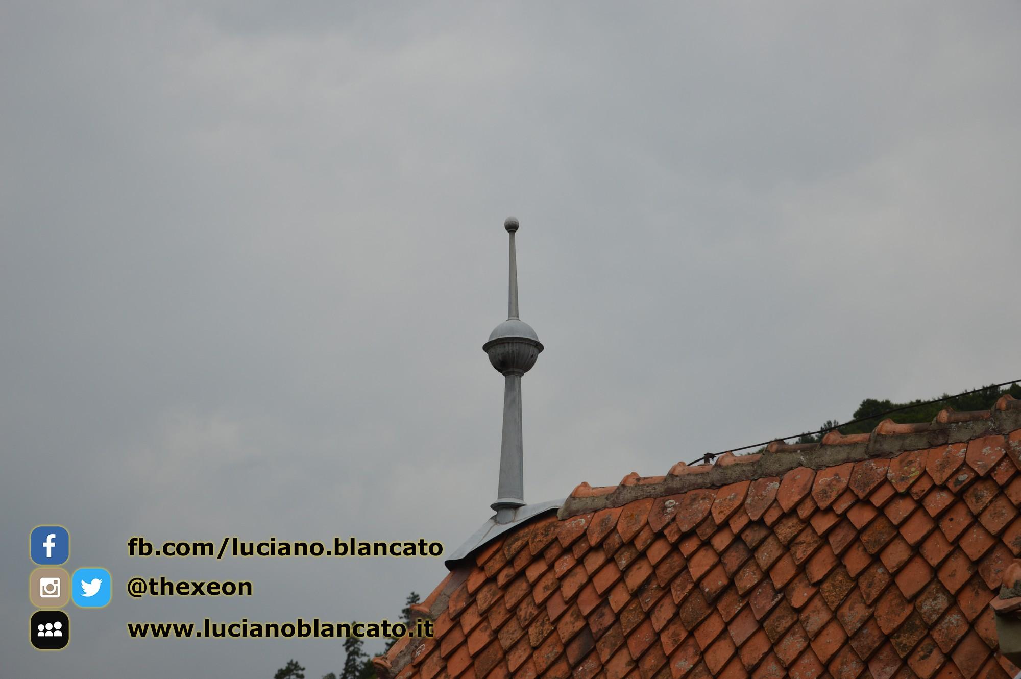 copy_Bucarest - Castello di Bran - Vista delle torri