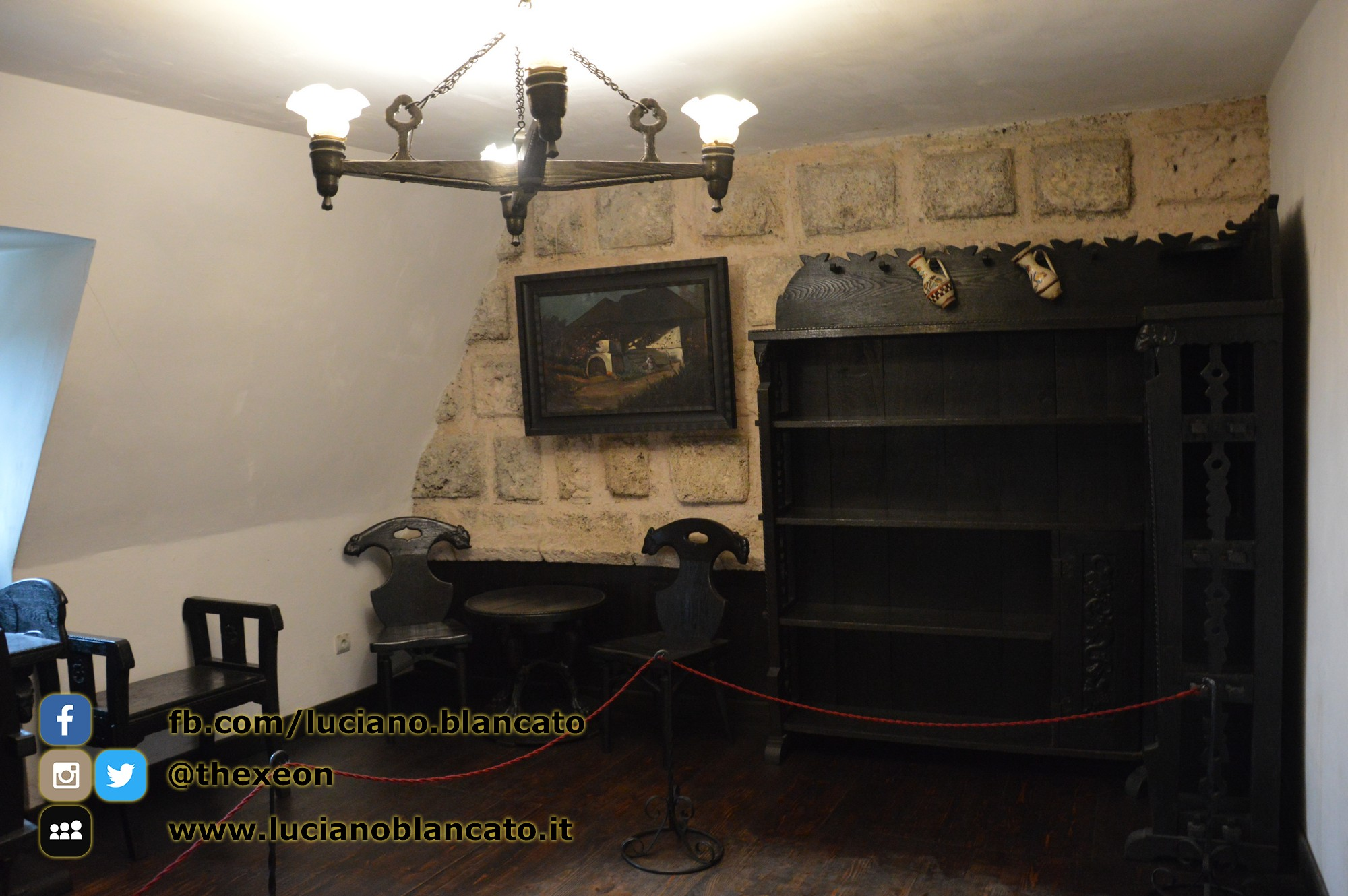 copy_4_Bucarest - Castello di Bran - Studio