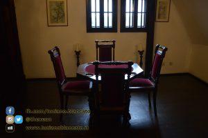 Bucarest - Castello di Bran - Camera da pranzo