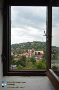 copy_Bucarest - Castello di Bran - Vista dal castello