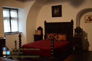 copy_Bucarest - Castello di Bran - Camera da letto