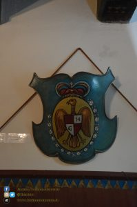 Bucarest - Castello di Bran - Scudo