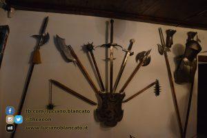 Bucarest - Castello di Bran - Armi