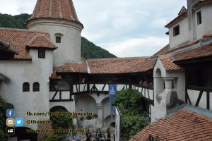 copy_Bucarest - Castello di Bran - Cortili interni