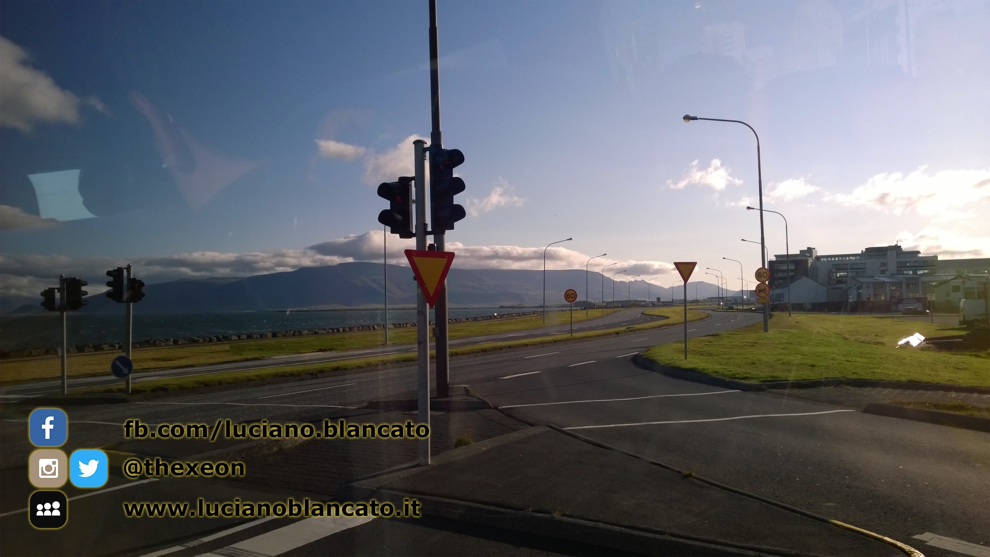 Iceland - in giro per Reykjavík