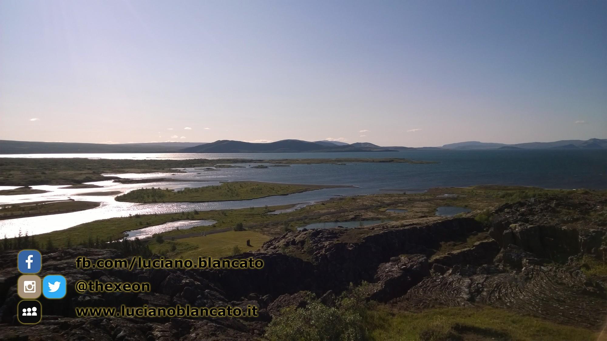 Iceland - vista Gullfoss