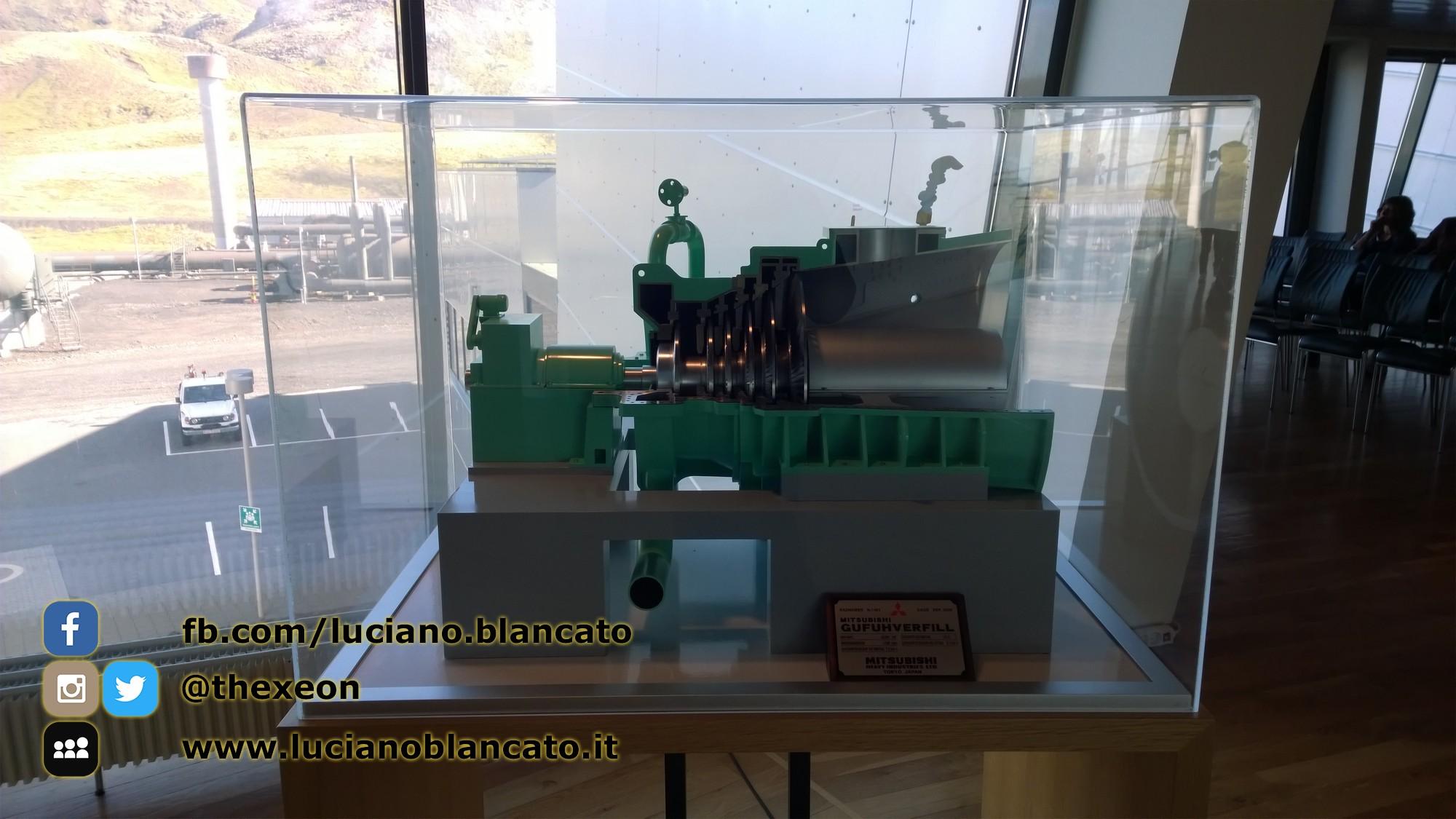 Iceland - Nesjavellir Geothermal Power Station, South, Iceland