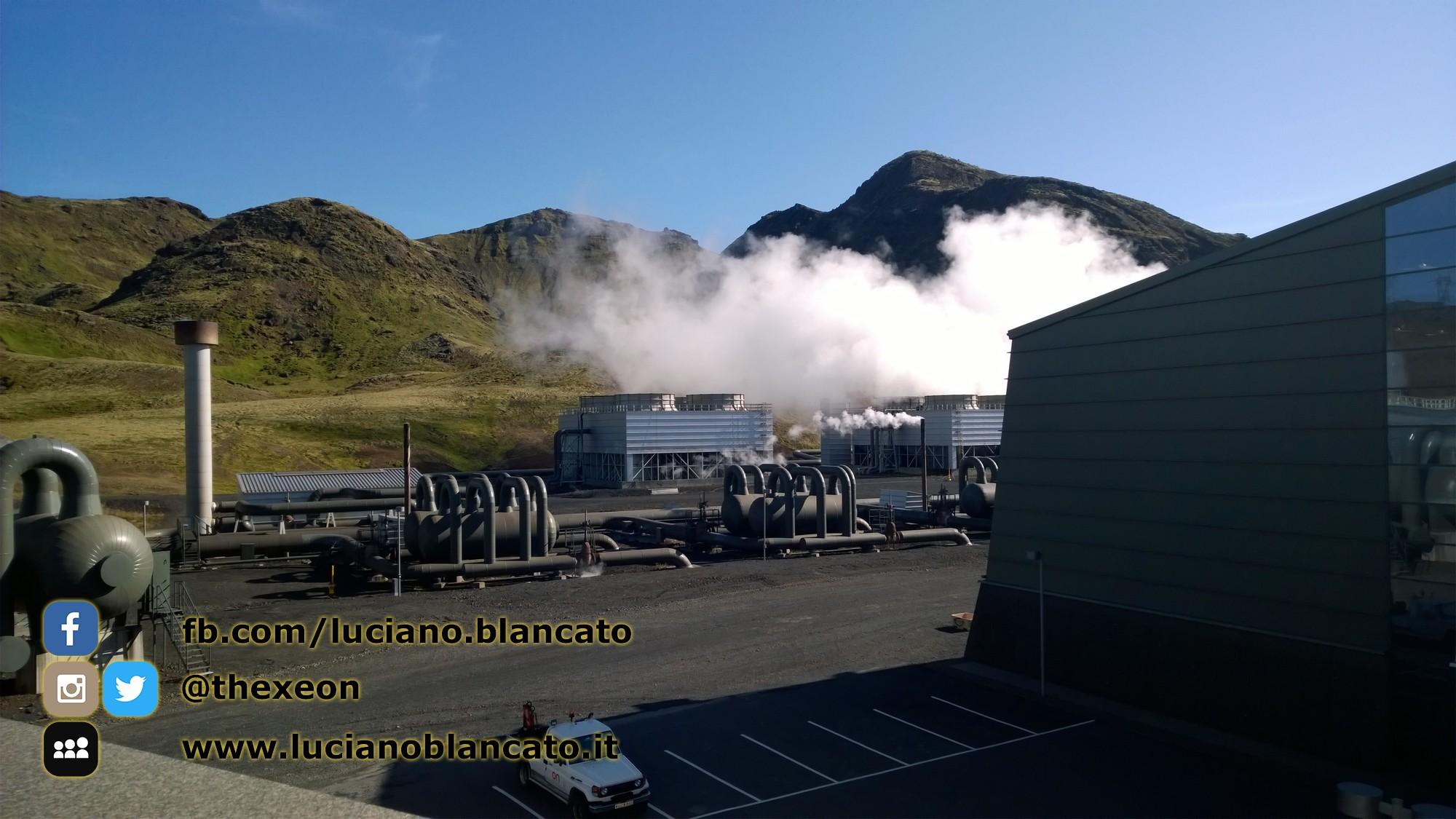 copy_6_Iceland - Nesjavellir Geothermal Power Station, South, Iceland