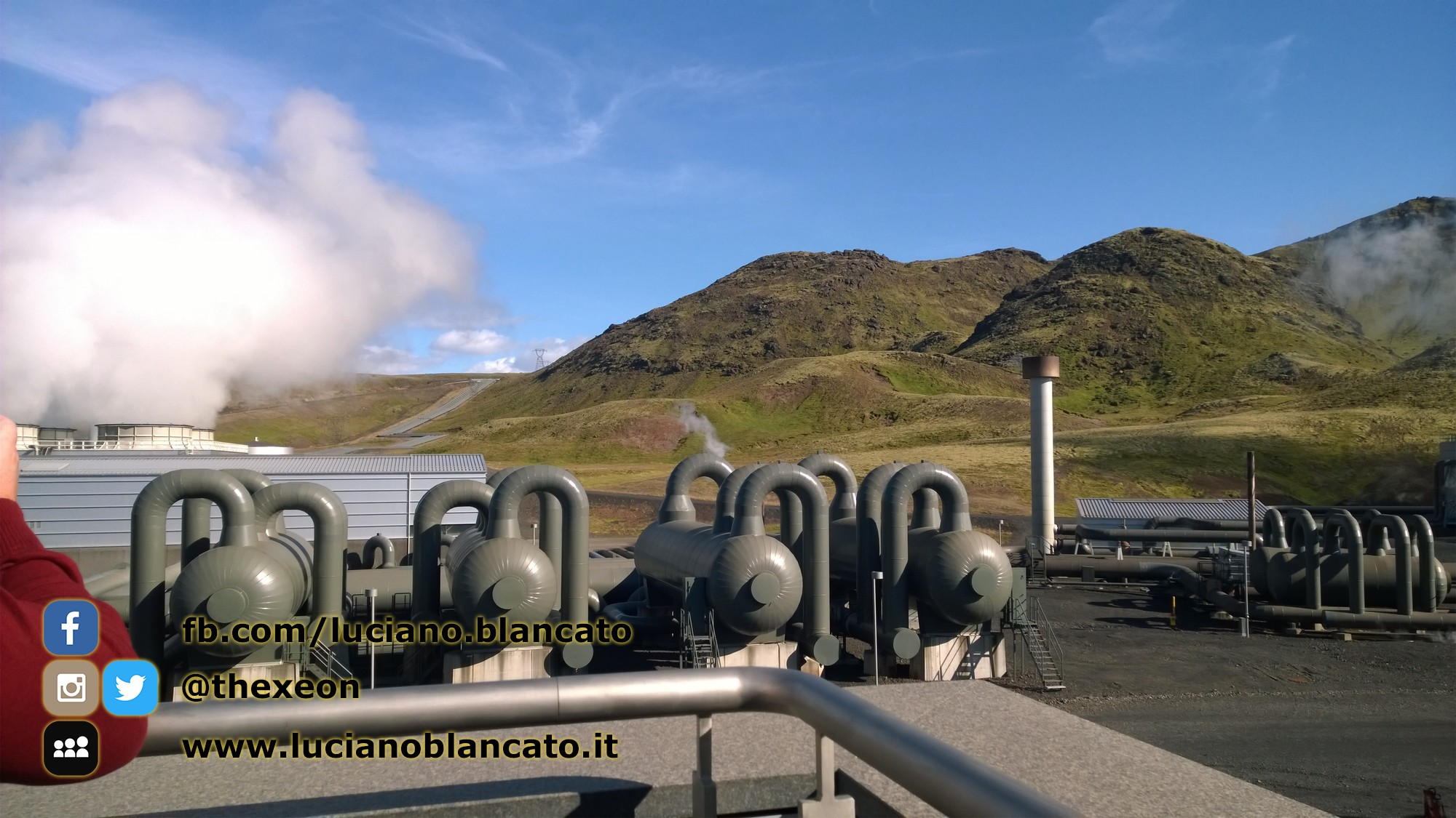 copy_8_Iceland - Nesjavellir Geothermal Power Station, South, Iceland