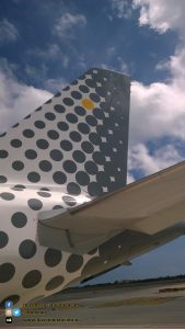 Tbilisi - Vueling a320 ready to fly!