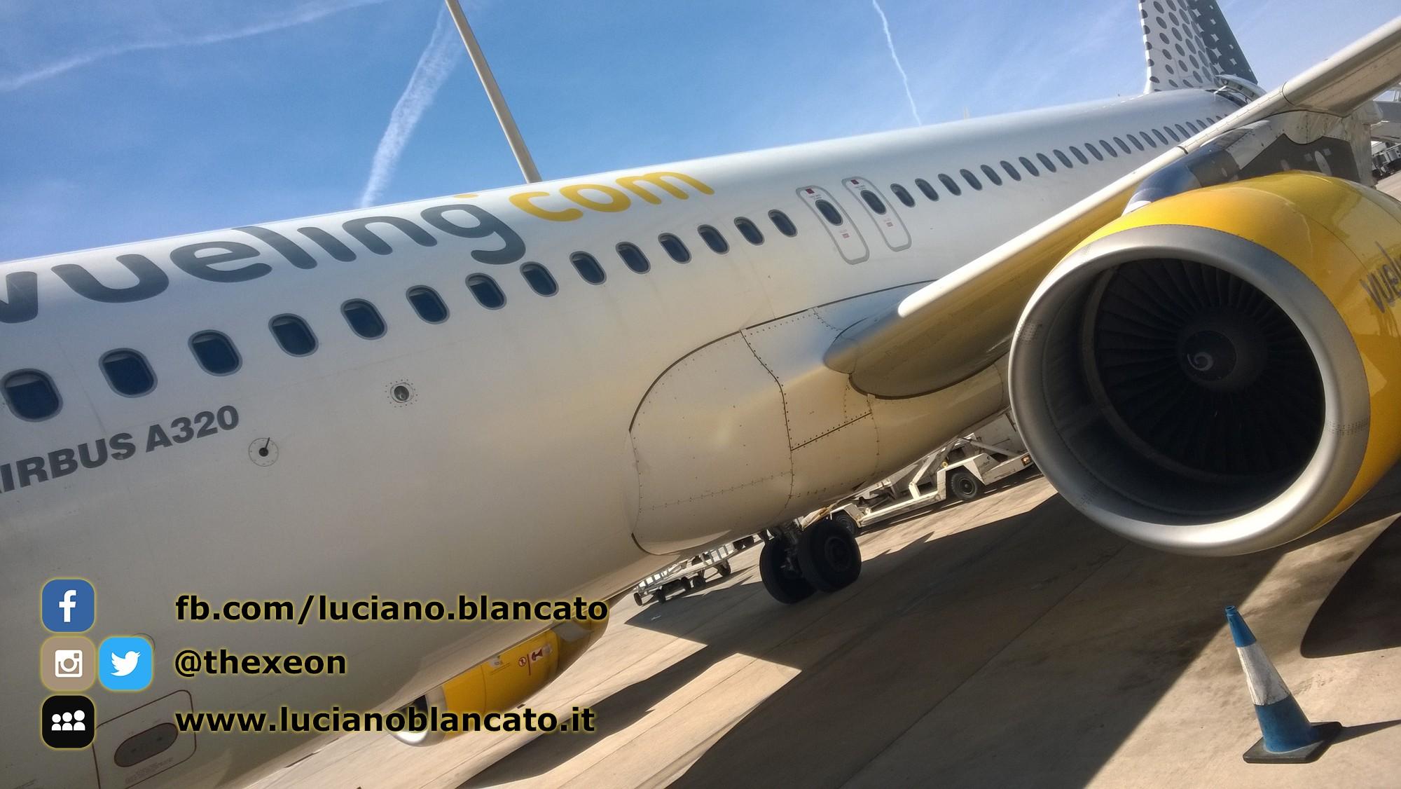 W1 Vueling a Barcellona - 2014 - foto n 0103