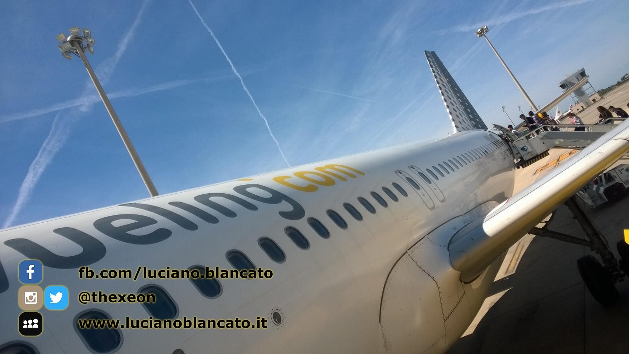 W1 Vueling a Barcellona - 2014 - foto n 0335