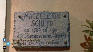 ViniMilo 37a edizione - Macelleria SCIUTO... storia dal 1880