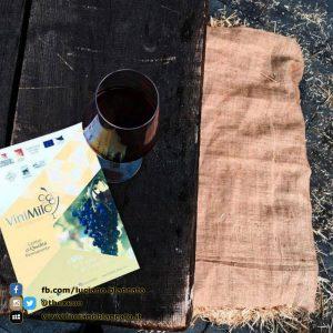 ViniMilo 37a edizione - Flyer evento e vino