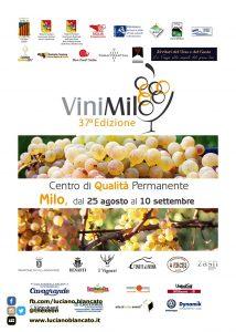 ViniMilo 37a edizione - Locandina evento