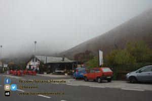 Etna - Crateri Silvestri - Parcheggio