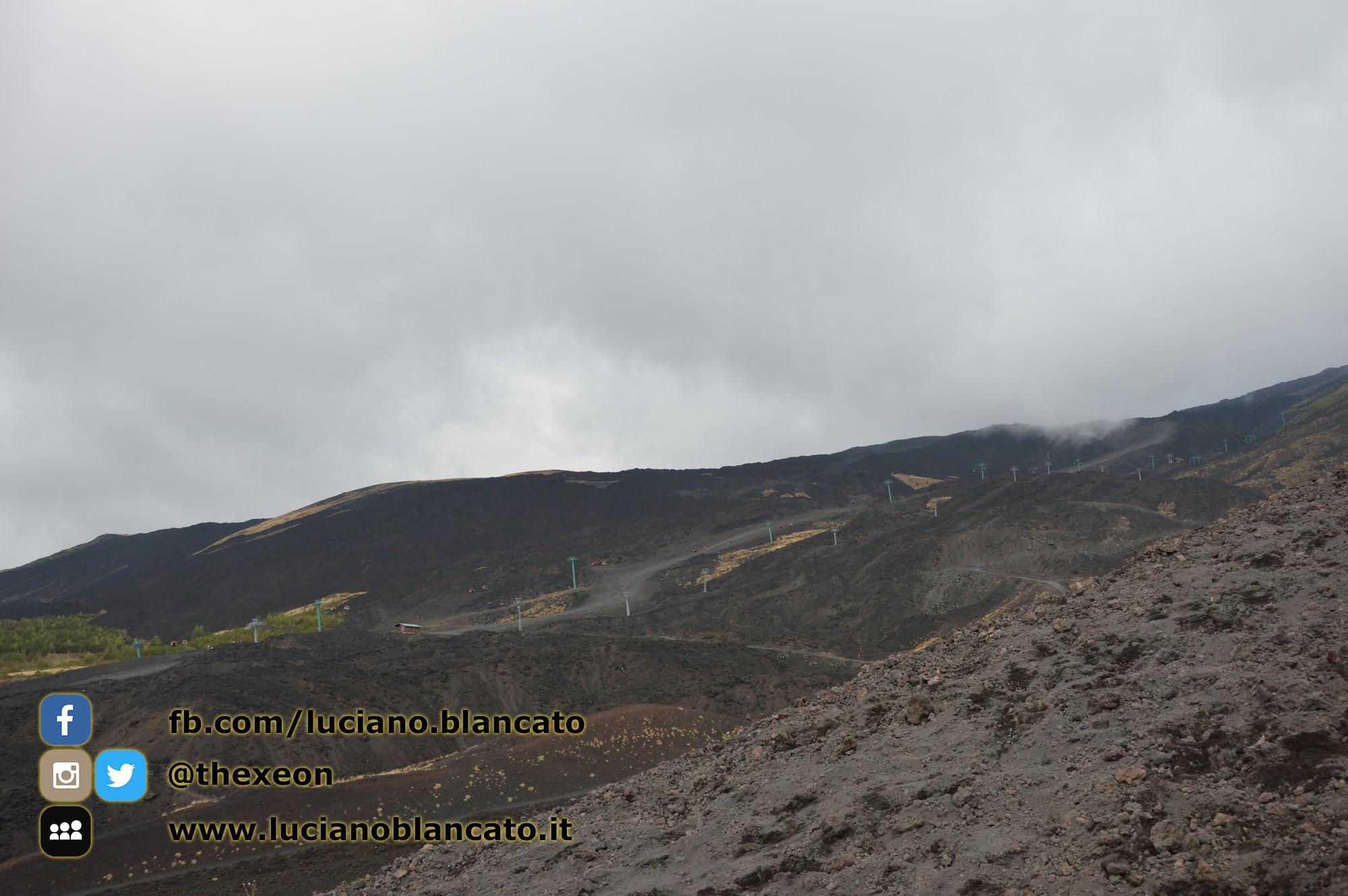 Etna - Funivia