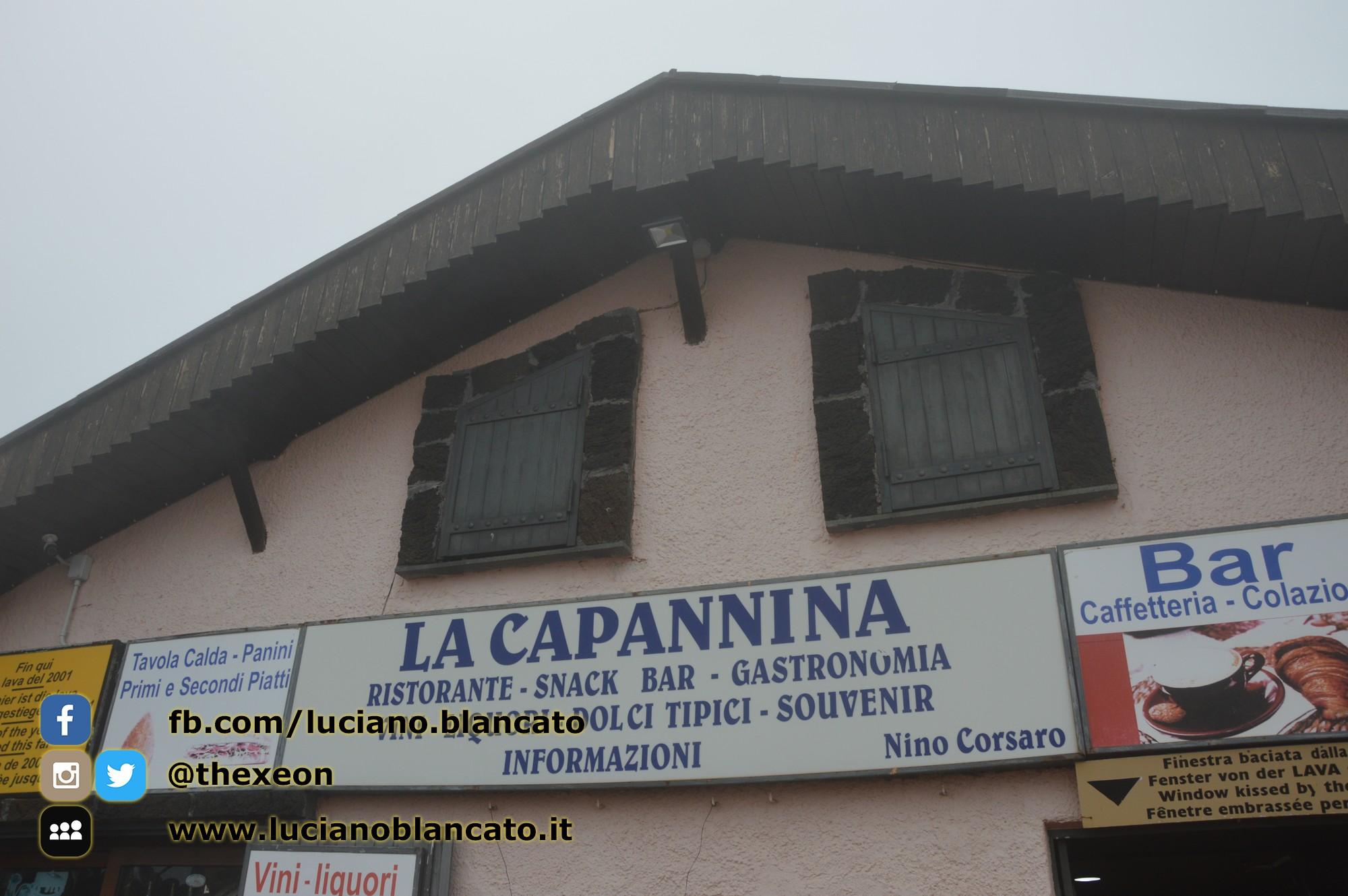 Etna - La Capannina