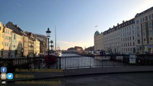 Passeggiando per i canali di Copenaghen - Danimarca