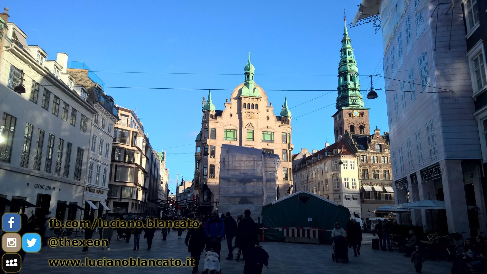 Passeggiando per Copenaghen - Danimarca