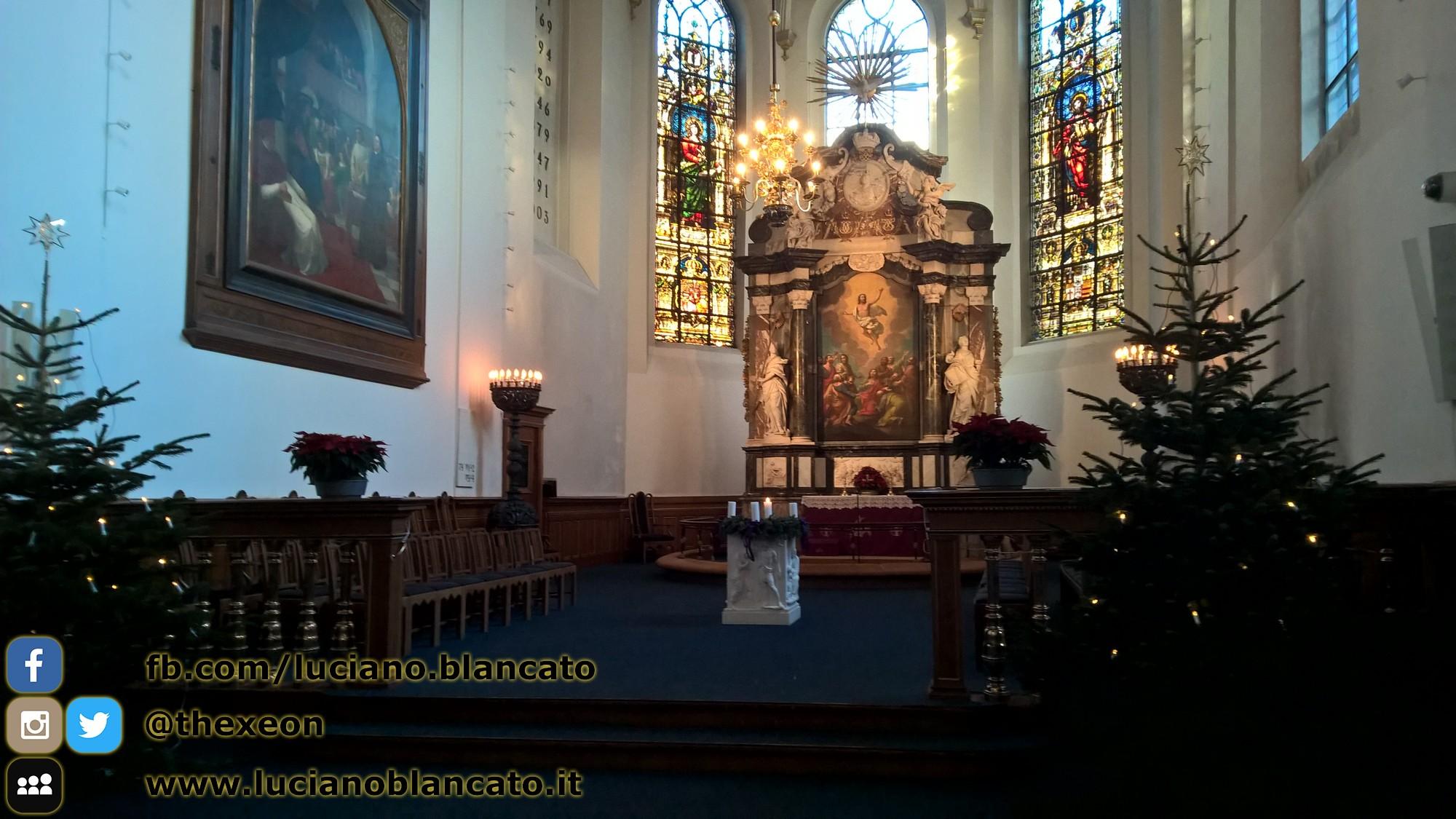 chiesa Copenaghen - Danimarca