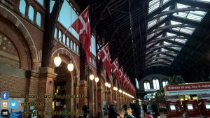 Stazione di Københavns Hovedbanegård - Københavns Hovedbanegård - Copenaghen - Danimarca