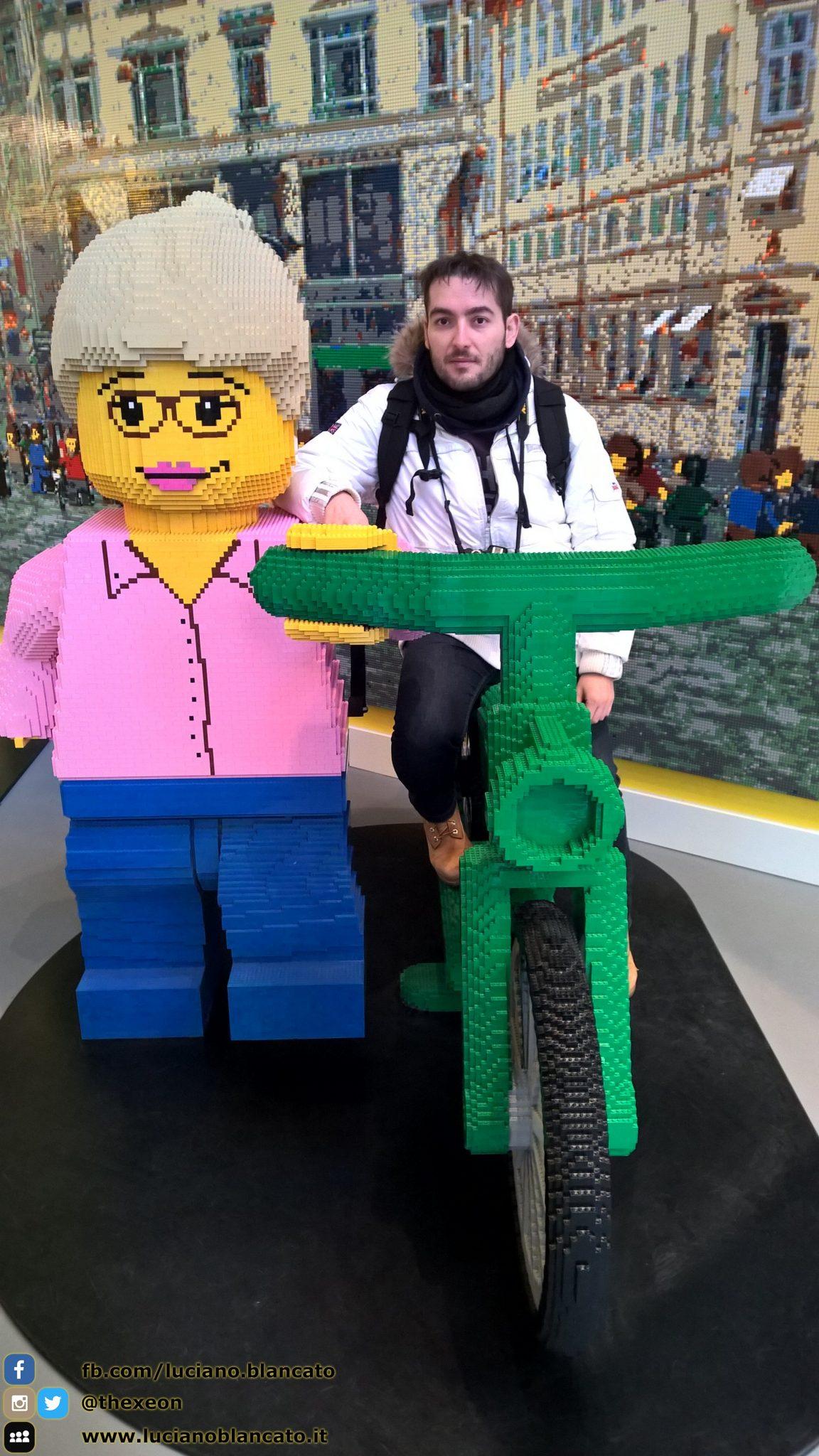 Al LEGO store di Copenaghen... contento come un bambino! - Danimarca