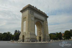 Arco di Trionfo - Arcul de Triumf