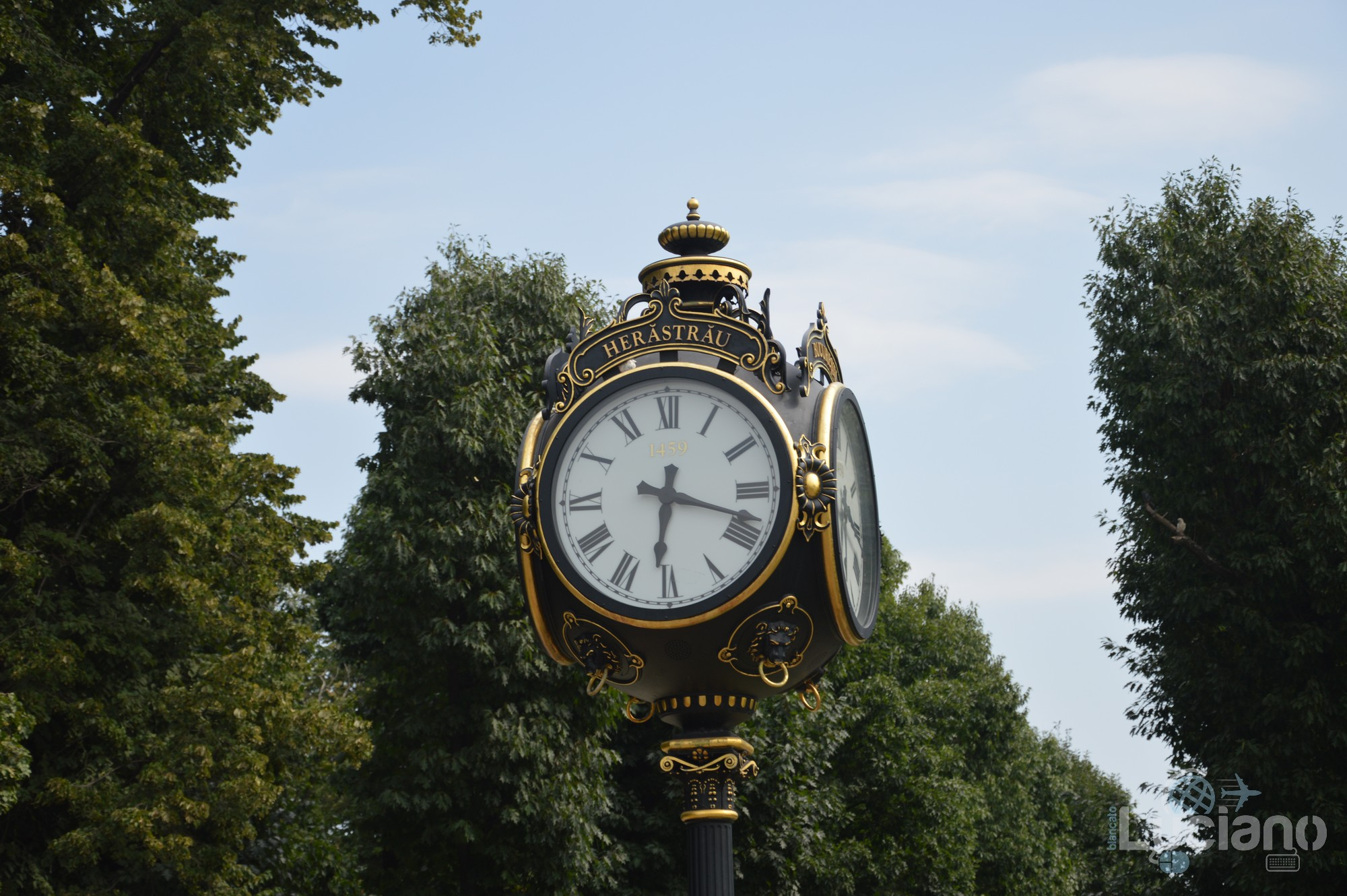 orologio - King Michael I Park - Parcul Regele Mihai I al României
