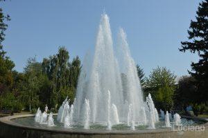 fontana King Michael I Park - Parcul Regele Mihai I al României