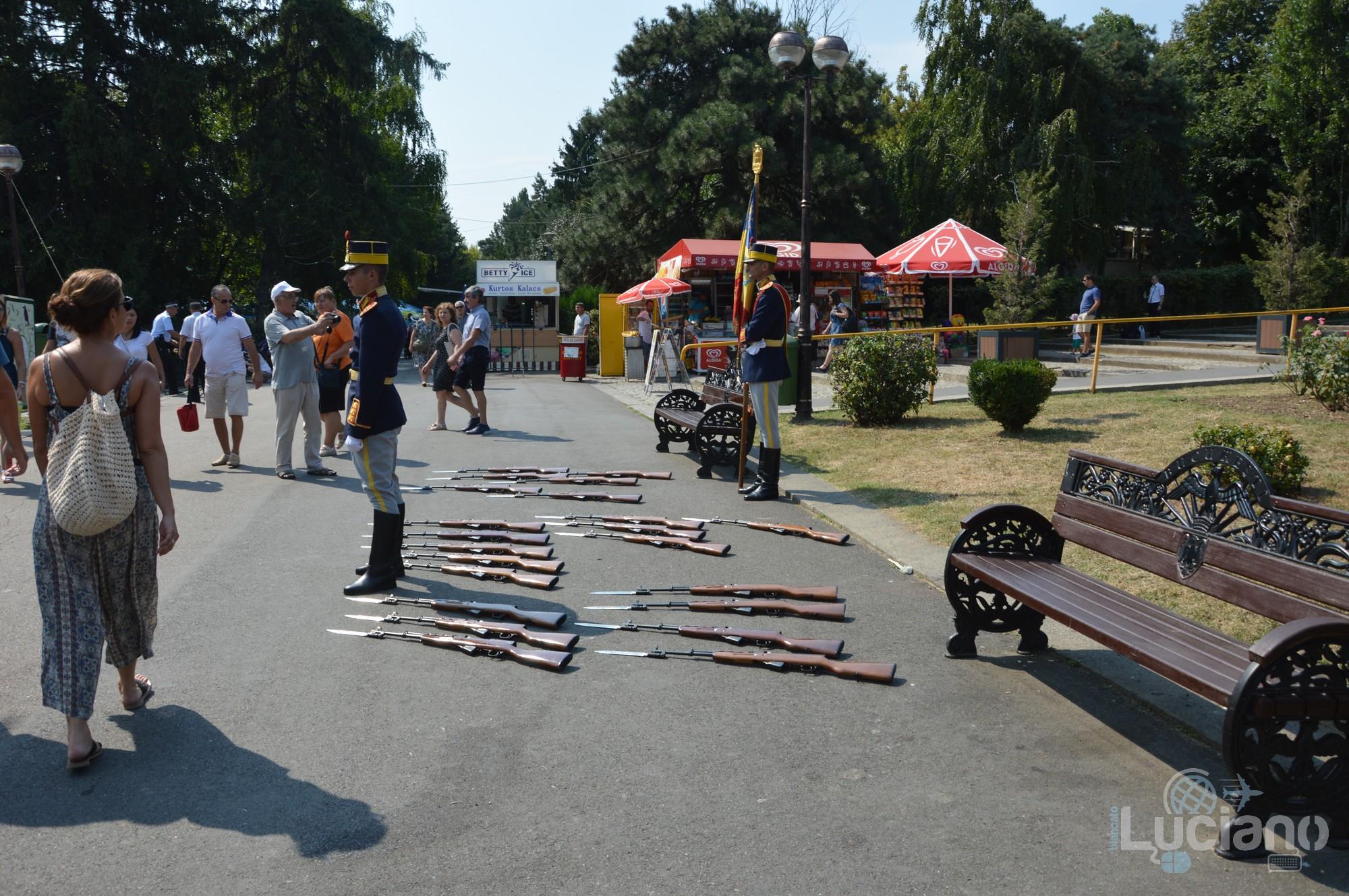 monumento ai caduti King Michael I Park - Parcul Regele Mihai I al României