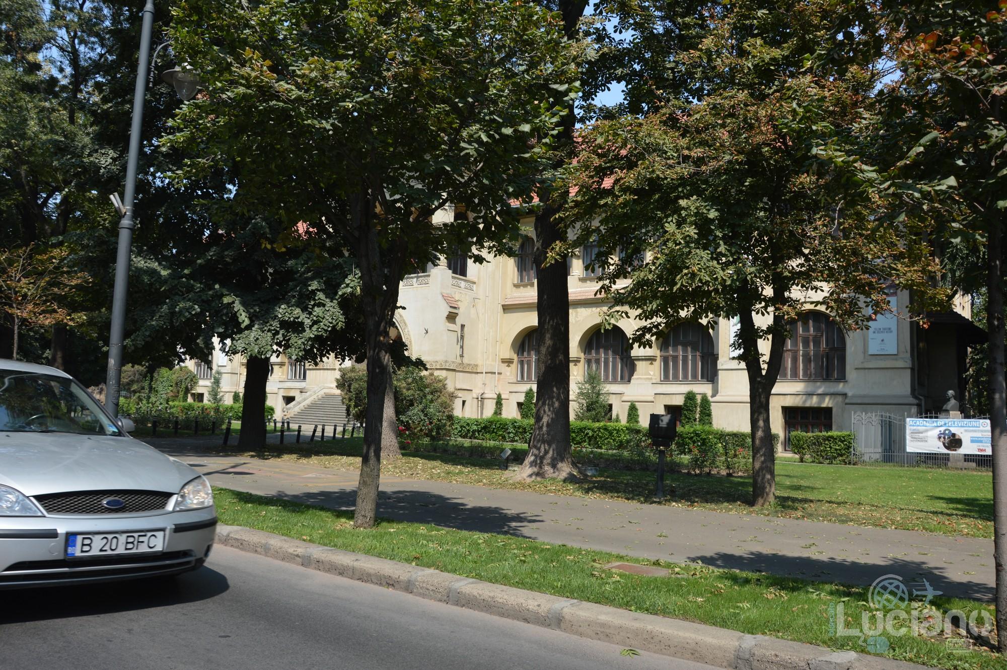 Bulevardul Nicolae Bălcescu - Bucarest