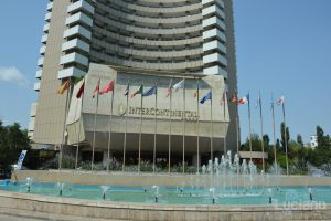 Intercontinental Hotel in Bucarest