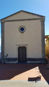 ex chiesa dell'immacolata  - Savoca (ME)