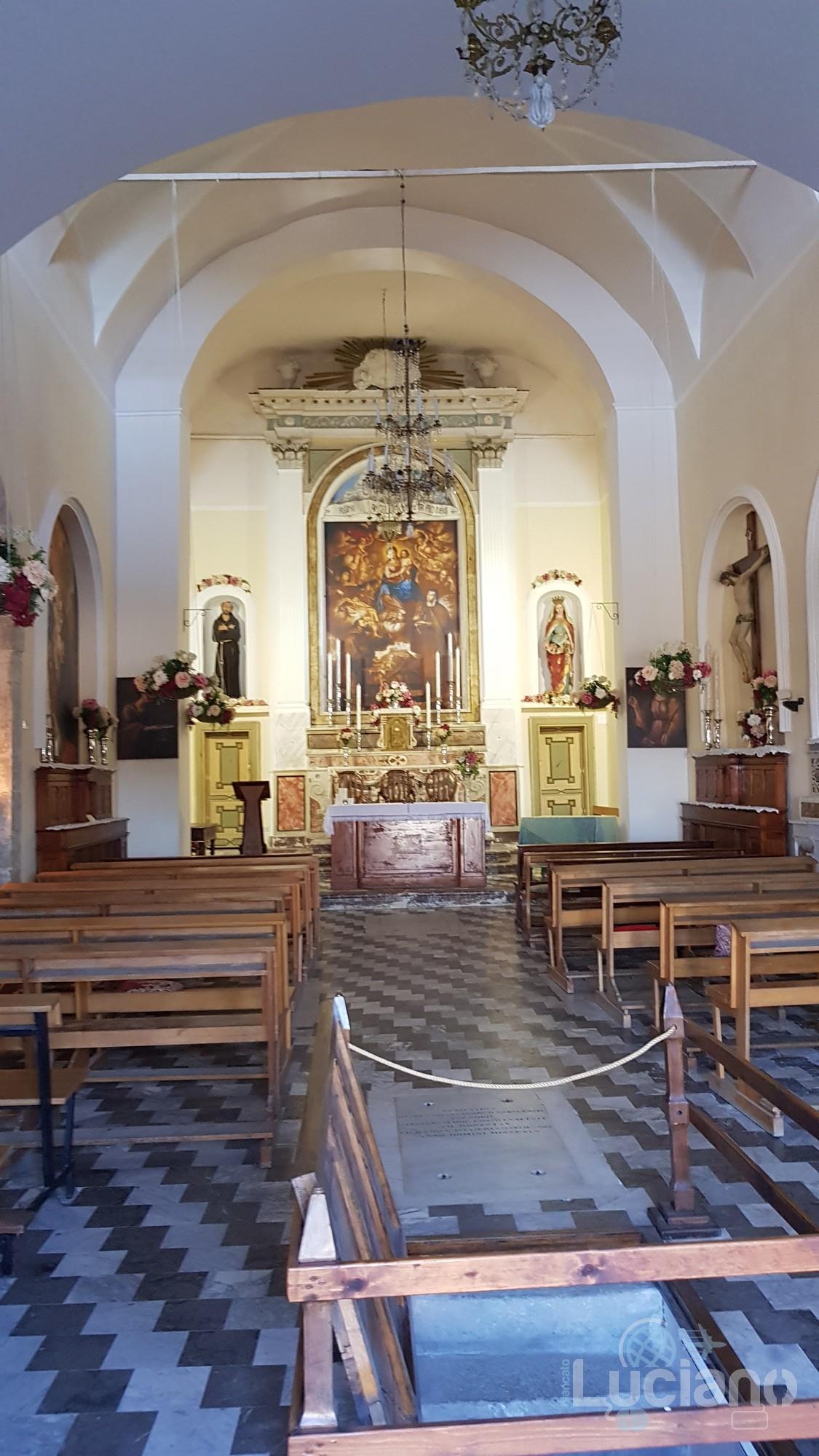 Convento cappuccini Savoca