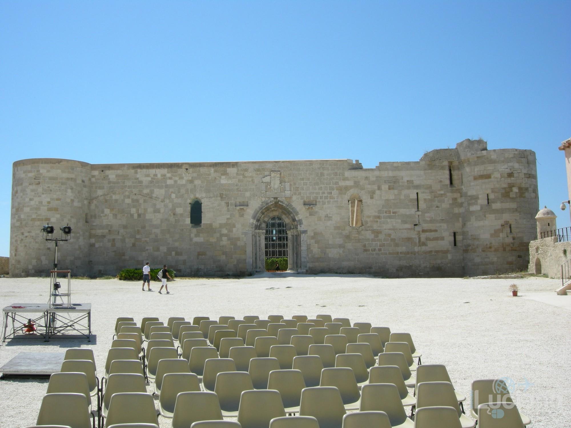 Castello Maniace - Ortigia - Siracusa