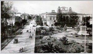 Catania antica: Piazza