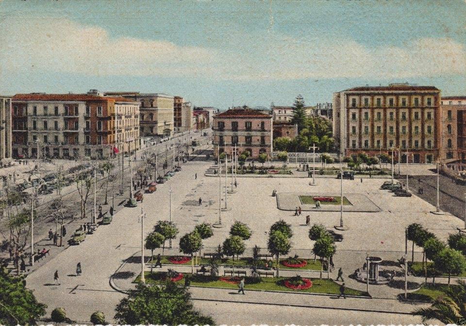 Catania antica: Piazza Giovanni Verga