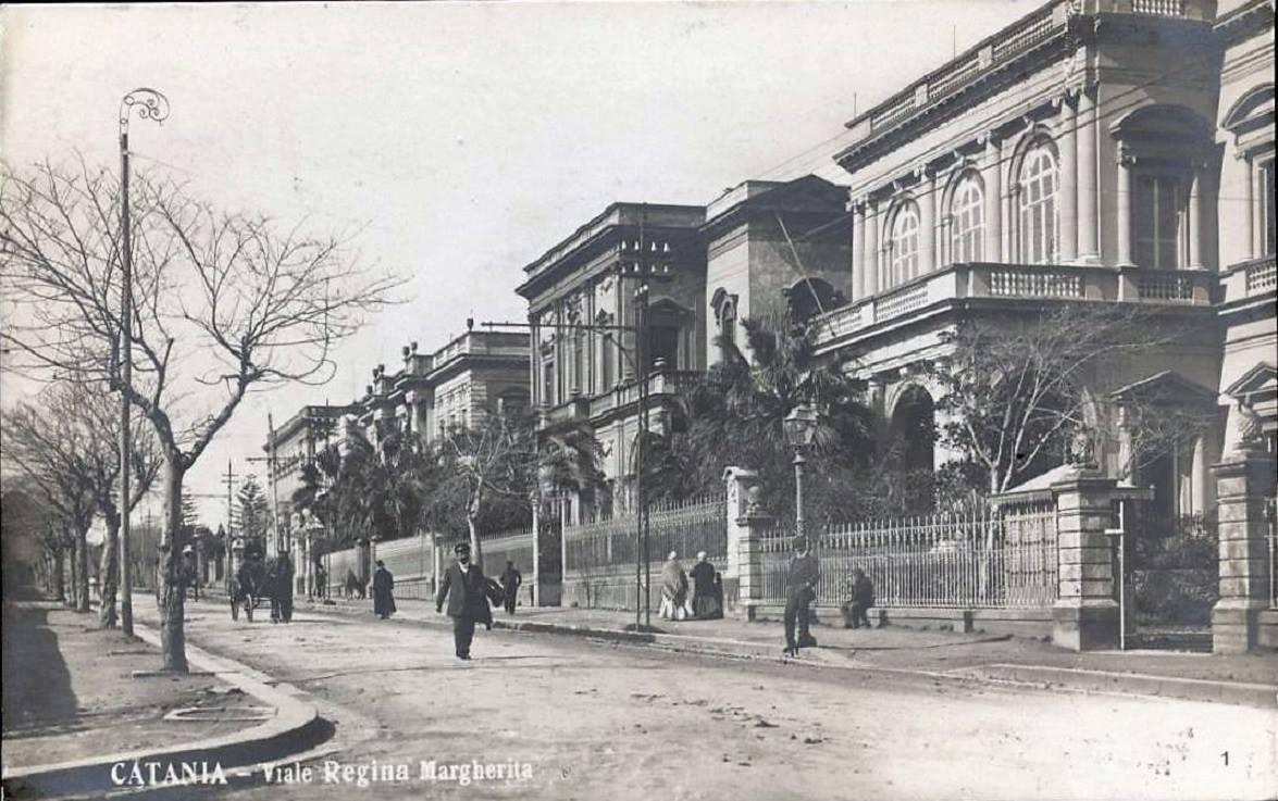 Catania: com'era agli inizi del '900