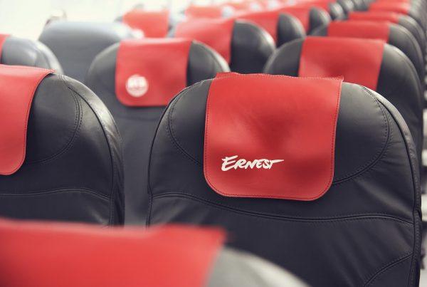 Ernest: interno aereo