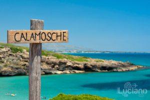 Spiaggia di Calamosche - Siracusa