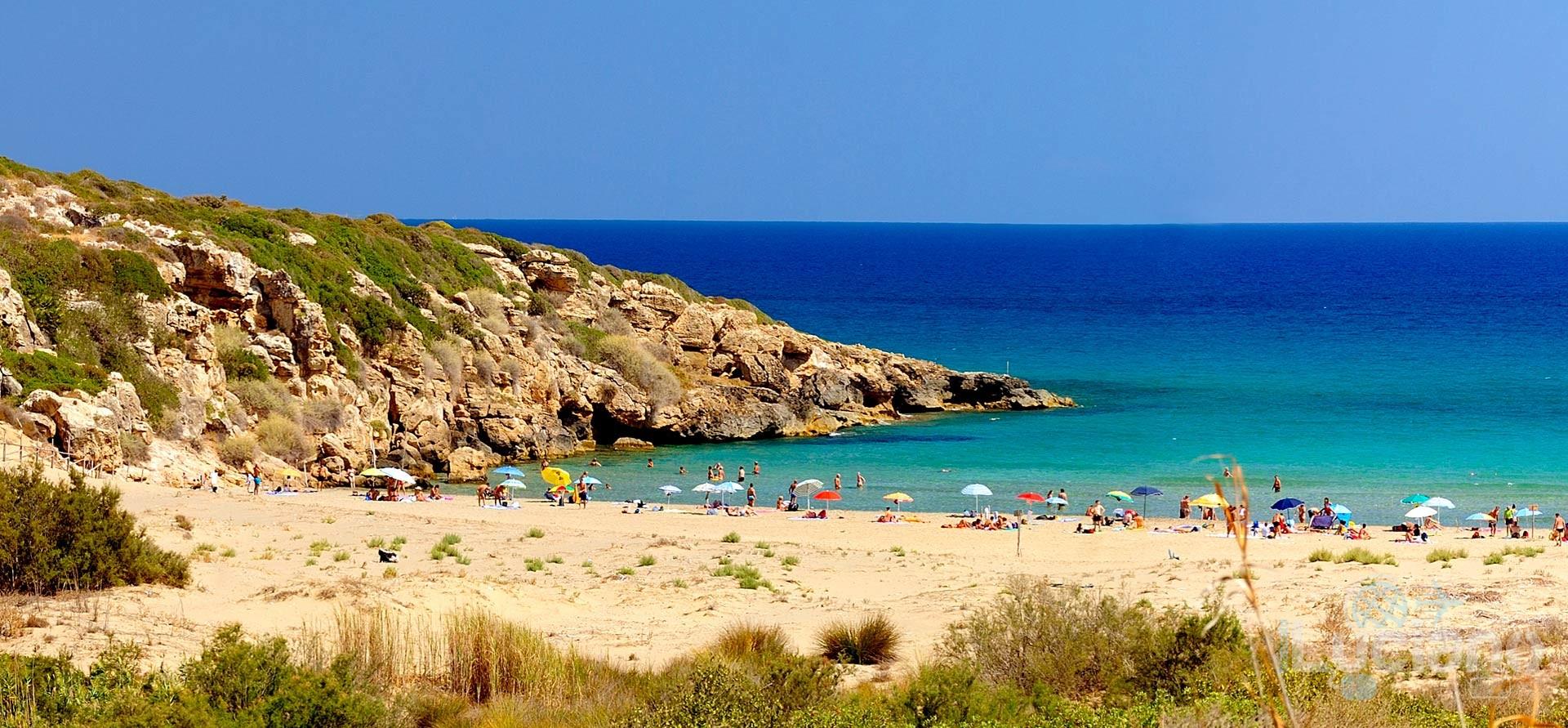 Spiaggia di Calamosche - SR - Pachino