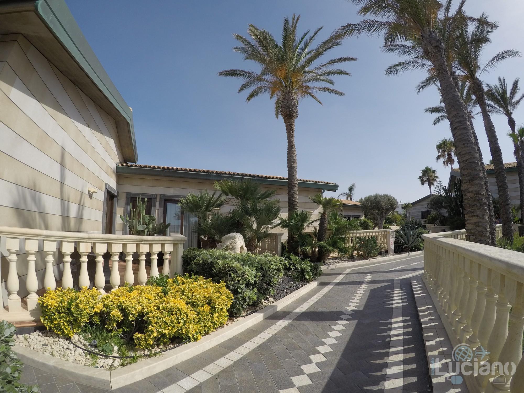 Grand Hotel - Minareto - in giro per il resort