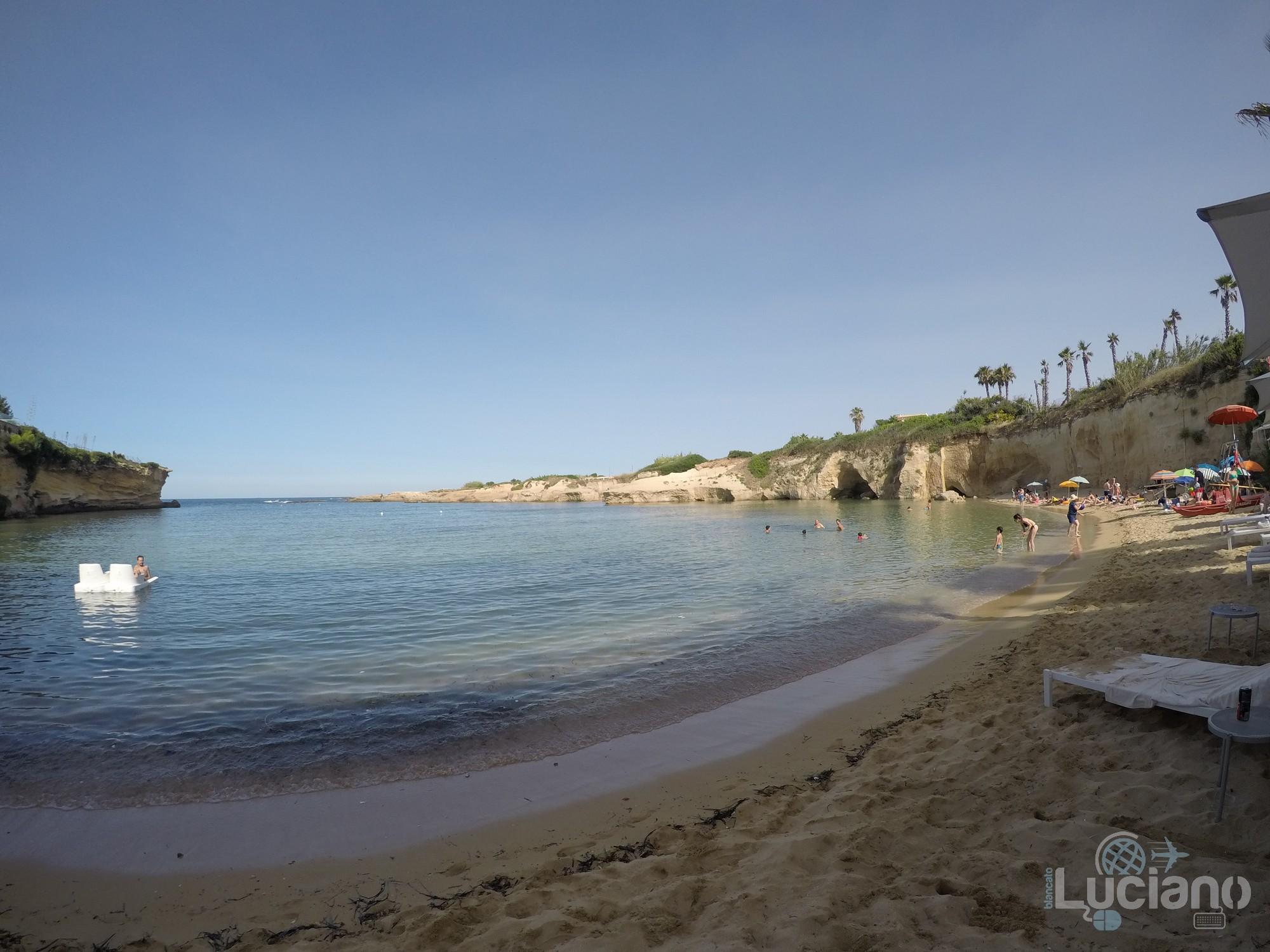 Spiaggia privata - Grand Hotel - Minareto