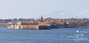 Grand Hotel - Minareto - Siracusa, Ortigia, Santuario Madonna delle Lacrime, Etna