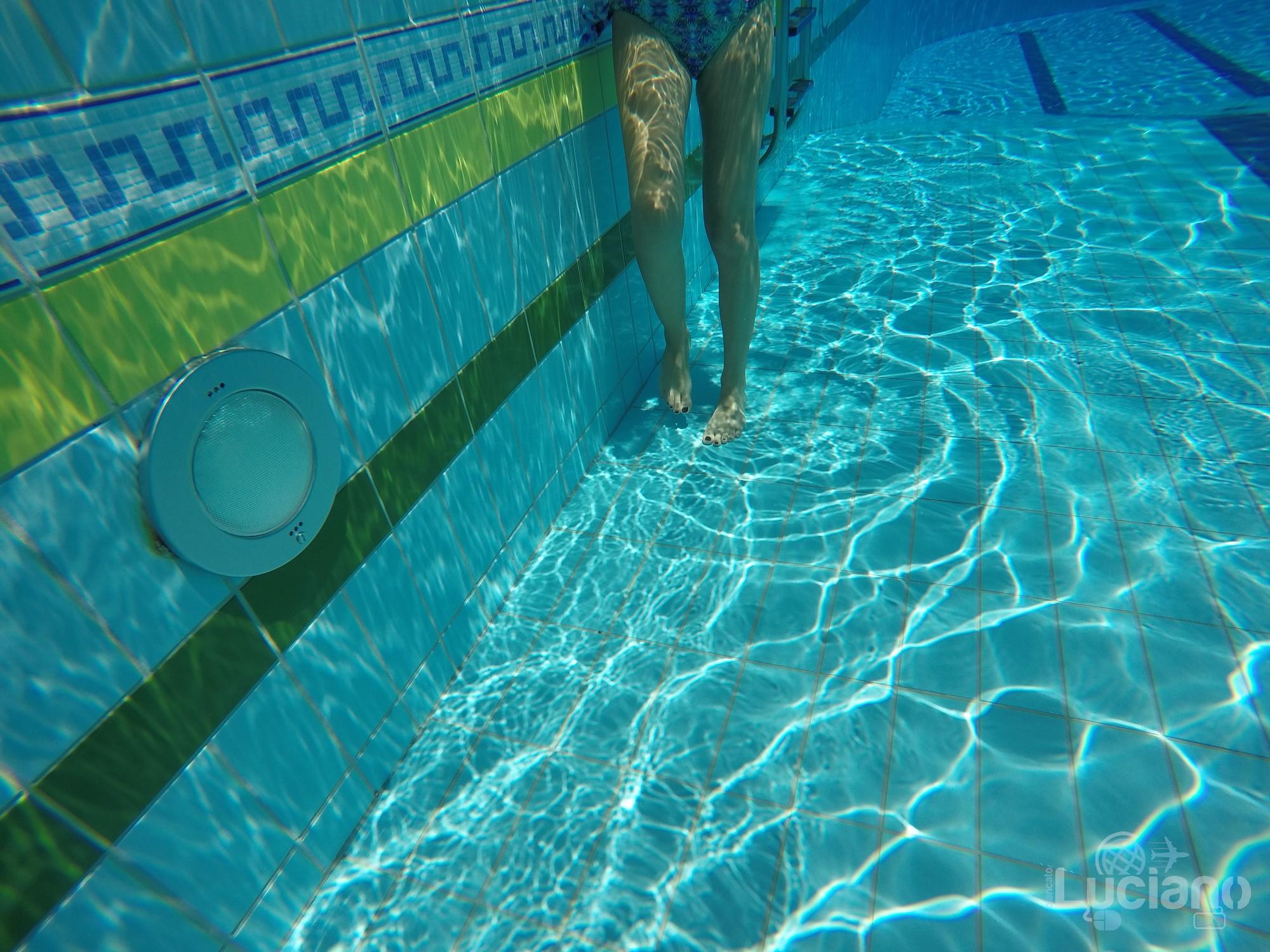 Grand Hotel - Minareto - piscina olimpionica - interno piscina