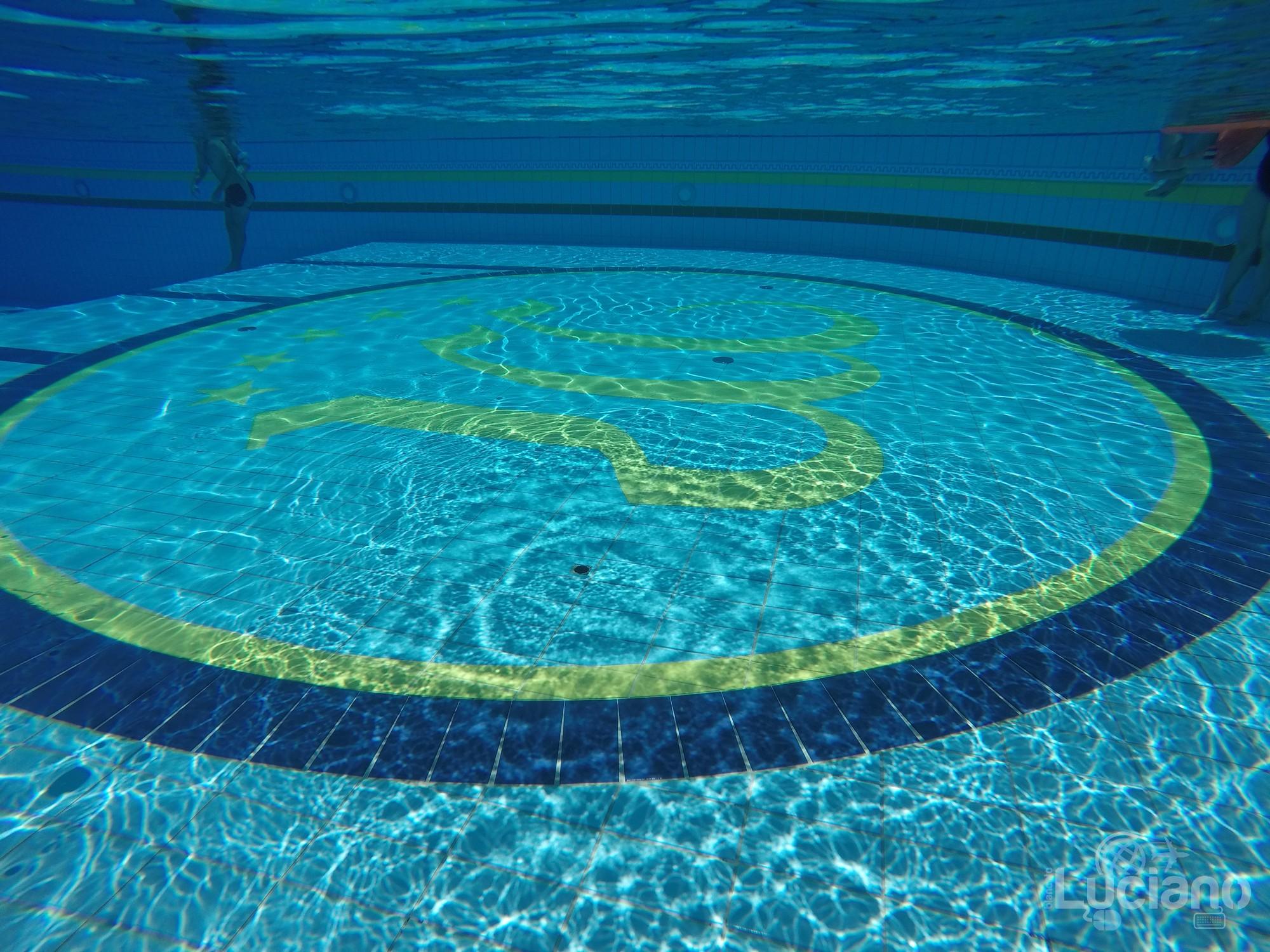 Grand Hotel - Minareto - piscina olimpionica - LOGO