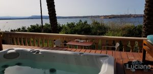Grand Hotel - Minareto - Jacuzzi con vista su Siracusa e Ortigia (SR)