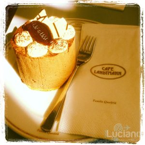 Tortino - Cafe Landtmann