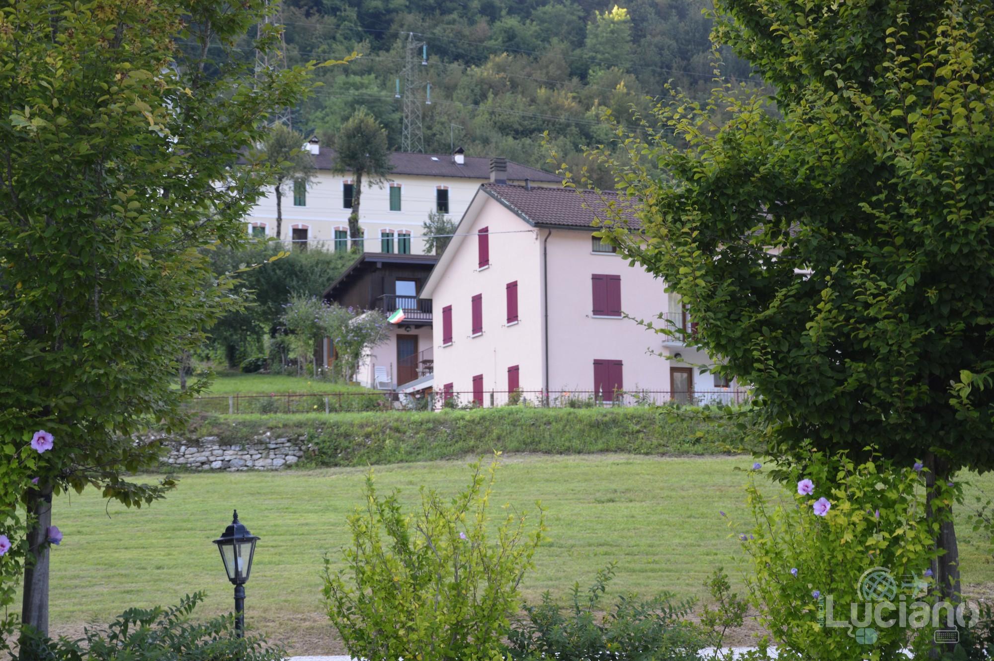 In giro per il Lago del Corlo - Veneto